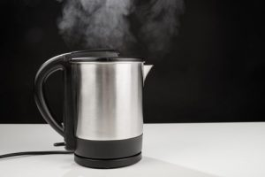 How to Boil Water in a Kettle