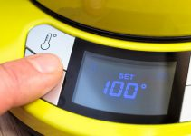 Electric Kettle Temperature Control