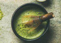 Tools for brewing Matcha Tea
