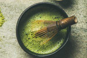 Tools for brewing Matcha Tea