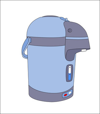 electric water boiler and warmer